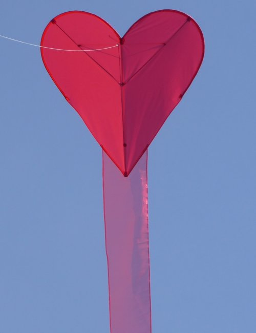 Robert Brasington Kites - - Hearts